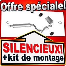 Silencieux Intermédiaire PEUGEOT 607 3.0 à 10.2004 échappement 5A4