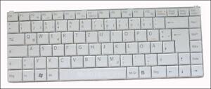 DE Tastatur f. Sony Vaio PCG-7PCG-7T1L PCG-7T2L Series - Weiss -