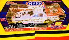 NHRA Al Hoffman 1:24 Diecast NITRO Funny Car BIG JIM DUNN Drag Racing MOONEYES