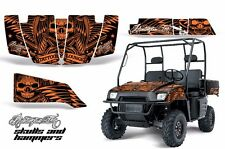AMR Racing Polaris Ranger 500/700 UTV Graphic Kit Wrap Decal Part 04-08 HISH ORG