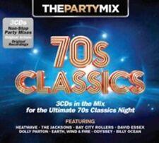NEW Party Mix-70s Classics (Audio CD)