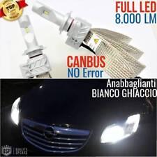 Kit Lampade Luci FULL LED OPEL INSIGNIA opc, H7 6500K CANBUS fari xenon tuning
