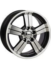CSA WHEEL 16X7 EDGE GUNMETAL (PCD:5X114.3  OFFSET:P10)