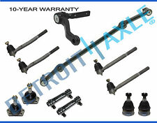 Brand New 12pc Complete Front Suspension Kit for Chevy Impala Caprice GM Models
