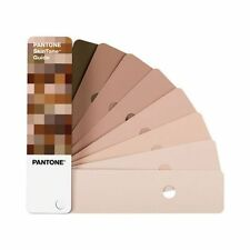 Pantone SkinTone Guide. 110 skin colour shades of human skin tones. NEW