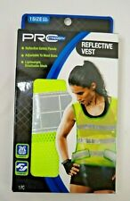 Reflective Vest High Visibility Mesh New 1 size fits most