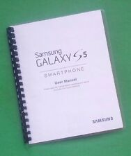 Samsung Galaxy S5 For T-Mobile 136 Page Owners Manual