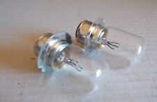 Royal Enfield 12 volt  British Pre-Focus Lucas  MAIN BULB x 2  # 142759