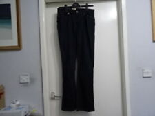 """WOMENS LEVI'S CURVE ID COUPE BOOT MID RISE JEANS WAIST 29"""" LEG 32"""" RRP-£80"""