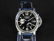 2005 Panerai PAM00125 Luminor Power Reserve Gents Wrist Watch 40mm