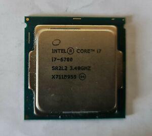 Intel Core i7-6700 Processor 8M Cache up to 4.00 GHz SR2L2
