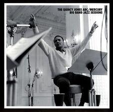 QUINCY JONES - MOSAIC: THE ABC/MERCURY BIG BAND SESSIONS CD BOX SET [BRAND NEW]