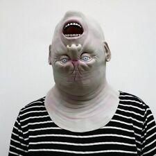 3D Head Mask Reverse Alien Zombie Nontoxic Halloween Carnival Cosplay Party Mask