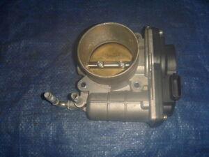 Throttle Body VQ35HR 3.5L 3.7L Fits 07-16 17 18 EX35 EX37 G35 G37 Q40 350Z 370Z