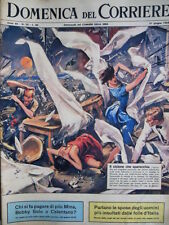 Domenica Del Corriere n°25 1964 San Nicola Imbuto - Celentano Mina Pavone [D23]