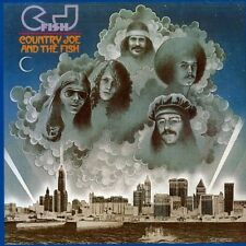Country Joe & the Fish - C.J. Fish [New CD]