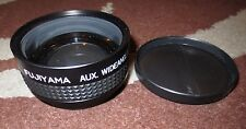 Fujiyama Aux. Wideangle Lens for AF35ML *VERY CLEAN*