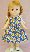 "Handmade Dress Fits 7-8"" Ginny or Wendy"