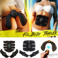 Ultimate Abs Simulator Ems Training Body Abdominal Muscle Exerciser Hip Trainer