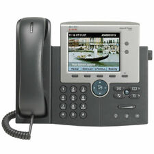 Cisco  CP-7945G VoIP Two Line Color Cisco Systems Unified IP Phone + FREE SHIP