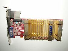 MSI r4350-md1gh, Radeon HD 4350, 1 go ddr2, VGA, DVI, HDMI, PCI-E