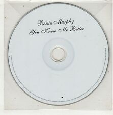 (HB957) Roisin Murphy, You Know Me Better - 2007 DJ CD