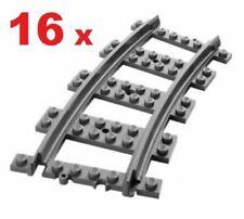 LEGO City binari treno: 16 pezzi  60205 7896 7499 60197 10254 60051 60198 NUOVI
