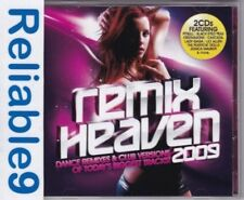 Lady Gaga+Black Eyed Peas+Pitbull+Cascada+Jessica Mauboy - Remix Heaven 2009 2CD