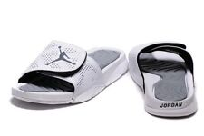 Nike Air Jordan Hydro 5 Slides NEW Men Sz 12 Sandals Flip Flops 820257 120 White