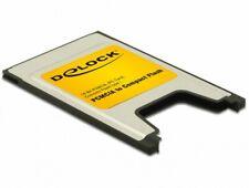 Delock PCMCIA Card Reader für Compact Flash Speicherkarten