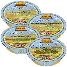 (21,98€/kg) Siedler MixBox »leicht&fit Geflügel« 20x25g streichfähig albfood