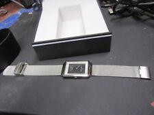 sartego quarts sapphire thin watch ss-g05