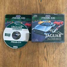 Jaguar XJ220 - Sega - Mega CD - Used