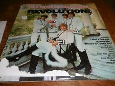 """Paul Revere and The Raiders LP """"Revolution"""" 1967 on Columbia (Mono) in VG"""