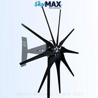 Missouri Rebel Freedom 9 blade 12 volt 1200 watt 1700 max wind turbine generator