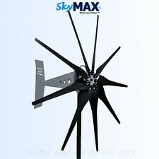 Missouri Rebel Freedom 9 blade 12 volt 1200 watt 1700 max wind turbine generator