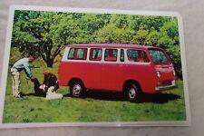 1966 CHEVROLET SPORT VAN    11 X 17  PHOTO  PICTURE