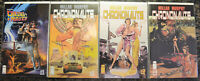 CHRONONAUTS (4-Book) LOT / RUN w #1 2 3 4 (2015, Image) HIGH GRADE (NM+) 9.6-9.8
