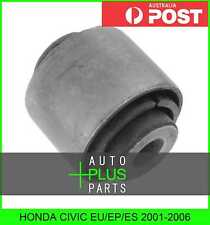 Fits HONDA CIVIC EU/EP/ES - Rubber Suspension Bush For Rear Arm Wishbone