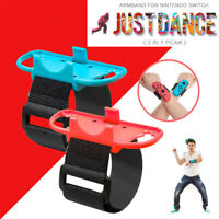 2pcs Just Dance 2019  Somatosensory Game  Dancing for   NS Switch Joy Con