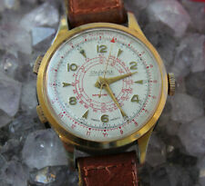 Stopwatch CT 18750 Handaufzug Vintage Herrenuhr 40 mm