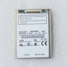"NEW 1.8"" MK6028GAL HDD1807 60GB 4200RPM 2MB Buffer ZIF PATA CE HARD DISK DRIVE"