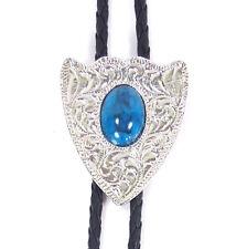 Bolotie Turquoise Arrowhead Westernschmuck Westernschmuck Bolo-Krawatte
