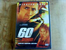Como nuevo DVD de la película 60 SEGUNDOS - Item For Collectors