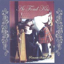 Ae Fond Kiss by Fred Gosbee (CD, Oct-2003, Castlebay Music) Digipak