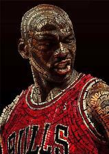 Michael Jordan A3 Poster 2