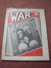 THE WAR ILLUSTRATED MAGAZINE  OCT 14TH 1939 VOL 1 No5 POLAND & MORE -