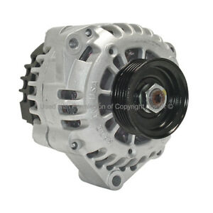 Remanufactured Alternator  Quality-Built  8162605