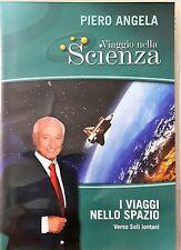 I Viaggi Nello Spazio Verso Soli Lontani Piero Angela Viaggio Nella Scienza Dvd
