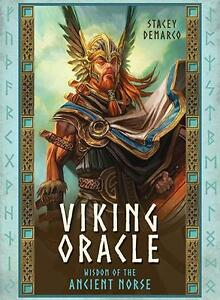 Viking Oracle Kit - Deck and Book, by Stacey Demarco!